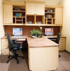 At some point, Colin and I will likely have to share an office.  I think I like this configuration.