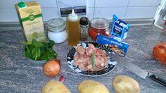 Cocinando a la Familia: Receta de Papas guisadas con Emperador (Marmitako ...