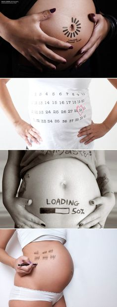 The Ultimate Modern Maternity Photo Guide – 55 Seriously Adorable Modern Maternity Photo Ideas - Countdown