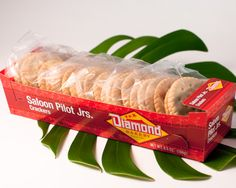 Diamond head bakery crackers a local favorite from Hawaii.