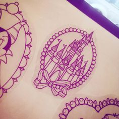 Lil disney castle on super special offer in full colour for £40 !!! Email me to…