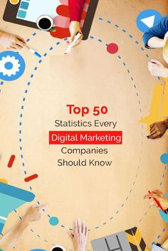 50 Digital Marketing Statistics and Figures That'll Help You Improve Your Online Preference