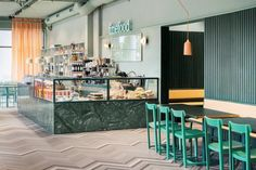 Finefood Stockholm by Note Design Studio   Featured on Sharedesign.com