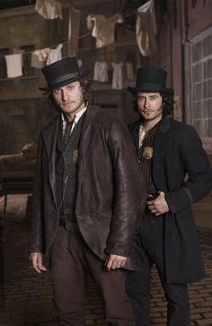 Copper BBC America | Kevin Corcoran (Tom Weston-Jones)  Maguire (Kevin Ryan)