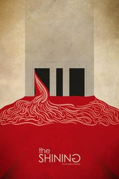 """Community Post: 39 Fan-Made Posters Of """"The Shining"""""""