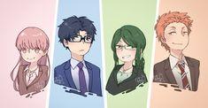 Wotaku ni Koi wa Muzukashii by Ho-Le-Dai on DeviantArt Koi, Otaku Anime, Anime Manga, Anime Art, Chibi, Anime Comics, Kawaii, Otaku Mode, Anime Group