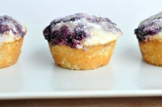 The Best Blueberry Muffins - doubled batch made 24 reg muffins and 2 loaves. Loaves were just as good!