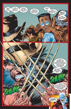 Wolverine Comic Book Pages, Comic Book Artists, Dc World, Dc Comics Characters, Wolverines, Marvel Dc Comics, Comic Character, X Men, Comic Art