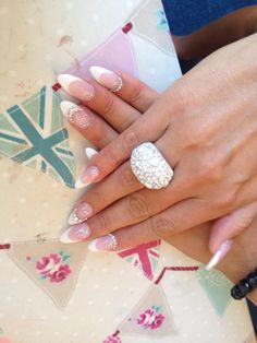 Love the nails...