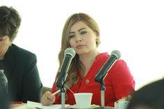 Chihuahua, Chih.- Esta mañana en entrevista con la diputada del grupo parlamentario del PRI, Rocío Sáenz Ramírez llamó