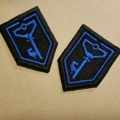 Hey, I found this really awesome Etsy listing at https://www.etsy.com/listing/223085229/ingress-swag-resistance-shield-2-inch