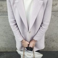 powder pink for spring voogh
