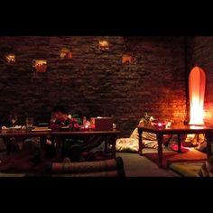 Romantic Thai restaurant