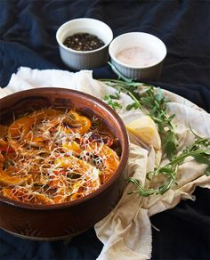 Rustic Ratatouille l Aninas Recipes