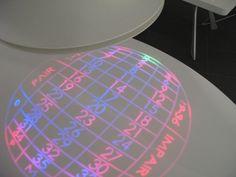 Corian Roulette Table by Moritz Waldemeyer » Yanko Design