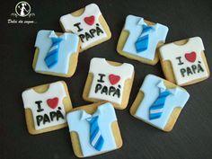 Dolci da sogno...: Biscotti per la festa del papà