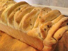 Σκορδόψωμο με θυμάρι και βασιλικό ! - Χρυσές Συνταγές Bread Art, Greek Recipes, Bakery, Food And Drink, Homemade, Breads, Products, Gourmet, Food
