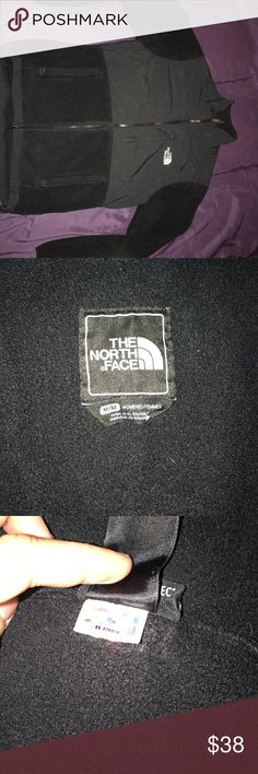 Women's black Denali Northface Decent condition. Does not fit me anymore North Face Tops Sweatshirts & Hoodies