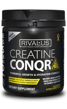 RIVALUS CREATINE CONQR Think Fast, Berries, Fitness Motivation, Health, Food, Powder, Products, Meal, Fit Motivation