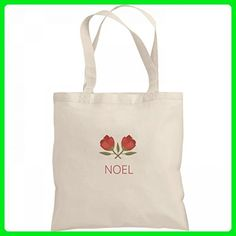 Trendy Rose Tote Bag For Noel: Liberty Bargain Tote Bag - Totes (*Amazon Partner-Link)