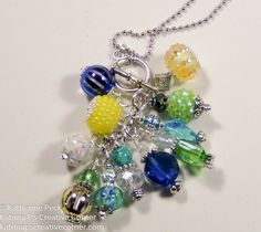 Hi everyone,I was lucky enough to be selected to be in the Jesse James Beads Free Bead Program, and I want to share with you the necklace I made using the beautiful blue and green beads (Petite Strand #48 and Petite Strand #84) that I received from Jesse James Beads. I added the yellow beads … Continue reading Jesse James Beads Free Bead Program →