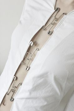 White Fashion, Diy Fashion, Fashion Beauty, Womens Fashion, Fashion Design, Fashion Ideas, White Marsh, Fashion Details, Style Inspiration