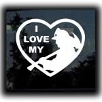 Love my Firefighter Decal Stickers - http://customstickershop.us/product-category/career-occupation-decals/