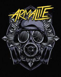 Armalite on Behance