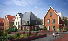 Woningen aan het Wateringse Veld in Den Haag
