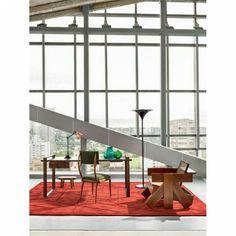 Vogue home office at Escrivaninha Cinta designed by Fabio Stal da Vermeil