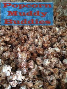 Muddie Buddies Popcorn #23 Muddy Buddies Collection