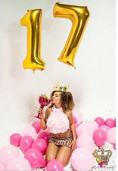 Birthday pic ideas …