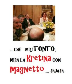 CRISTINA y MAGNETTO | Flickr - Photo Sharing!