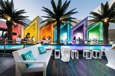 Oldfield Knott #Architects have recently completed the Matisse Beach Club in Scarborough, a suburb of #Perth, Australia.
