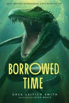 In this time-travel dinosaur adventure, Max Pierson-Takahashi and his friend Petra return to the days of the dinosaurs, where they must survive attacks from mosasaurs, tyrannosaurs, and other deadly creatures, including a vengeful, pistol-toting girl from the 1920s. The fast pace, mind-bending time twists, and Greg Leitich Smith's light, humorous touch make this an exciting, fun choice for readers looking for adventure and nonstop action.