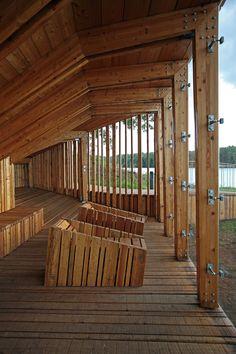 by Didzis Jaunzems Architecture Koknese, Latvie