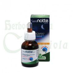 Specchiasol, Serenotte Gotas Melatonina, un complemento alimenticio a base de extractos vegetales y melatonina, útil para alcanzar un estado de relajación.