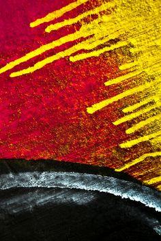"""Run Yellow Run"" by Glen Allison   Redbubble"