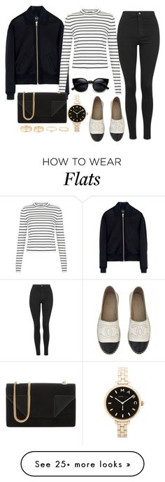 """""""Untitled #656"""" by ashleyxx67 on Polyvore featuring Topshop, McQ by Alexander McQueen, Yves Saint Laurent, Chanel, Marc by Marc Jacobs, women's clothing, women, female, woman and misses"""