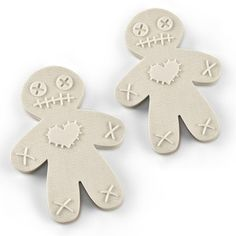 Voodoo Cookie Cutters, $16, now featured on Fab.