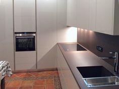 Arredare casa con pavimento in cotto - Cucina moderna e pavimento in ...