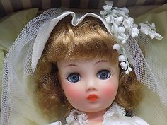 """19"""" Gorgeous Minty Horsman Cindy Bride Doll With Box"""