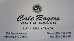 Rogers Auto Sales >> 10 Best Cale Rogers Auto Sales Inc Images In 2015