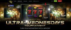 Tournaments Slots RichCasino Ultra wednesdays tournament richcasino Cash Prize, Win Prizes, Samsung, Online Casino, Slot, Wednesday, Broadway Shows, Big