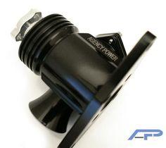 Agency Power 2002-2007 Subaru WRX and STI Black Adjustable Blow Off Valve