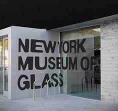 New York Museum of Glass