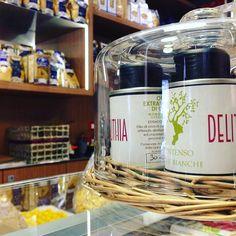 #delithiose mini lattine di olio extra vergine di oliva #casebianche