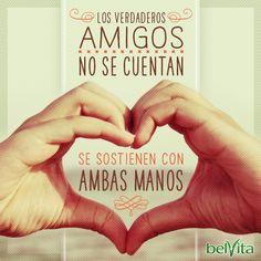 Imágenes con Frases de Amistad para compartir y dedicar a tus mejores amig@s