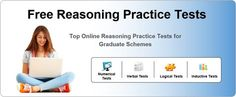 Free numerical, verbal and logical reasoning tests