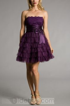 I have a love for purples!!  bridesmaid @Cathy Oates